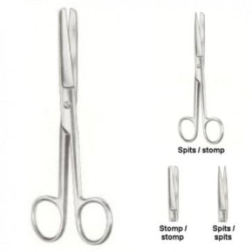 Chirurgische schaar