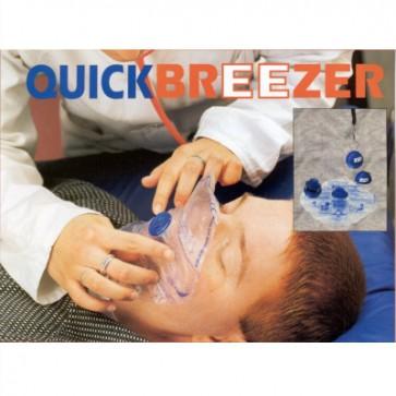 Beademingsdoekje Quick Breezer inclusief sleutelhanger