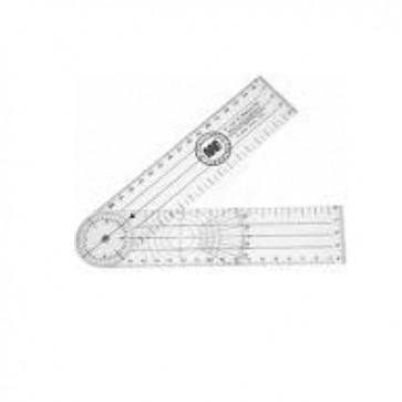Hoekmeter / Goniometer kunststof