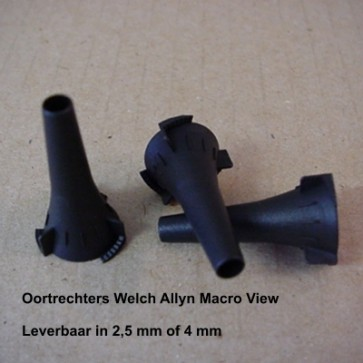 Welch Allyn oortrechter <span>4,25mm ( volw. )</span> disposable