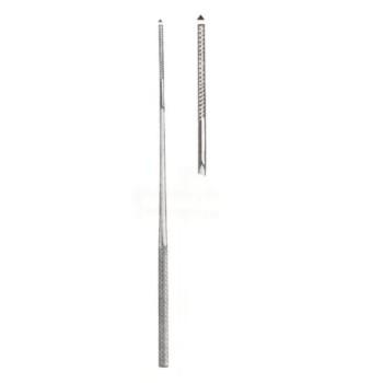 Wattendrager metaal Farell fijn 13 cm