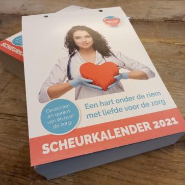 Liefde voor de zorg | Scheurkalender 2021
