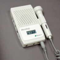 Hadeco Mini-Doppler ES-100V2-2M + 2 MHz probe