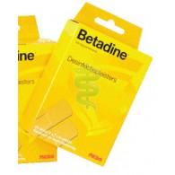Betadine wondpleister 1 mtr. x 6 cm, 1 doos