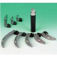 Steel Blade ECO LED Laryngoscoop set