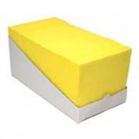 Vaatdoek geel 38 x 40 cm - doos 65 stuks