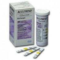 Accutrend Glucose teststrips 25 stuks