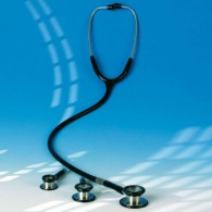 Classic Combi stethoscoop + 3 borststukken