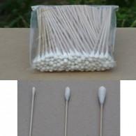Wattenstokjes tip 4mm small, doos 10 x 100 stuks