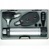 Heine K-180 fiber otoscoop & ophthalmoscoop set