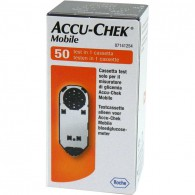 Accu-Chek Mobile teststrips 50 stuks