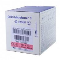 B-D Microlance injectienaald steriel doos 100 stuks