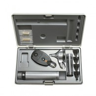 Heine Beta 200 LED fiber otoscoop & ophthalmoscoop set