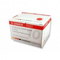 D-Dimer test, 10 stuks