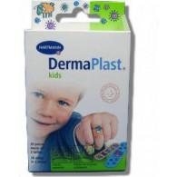 Dermaplast kinderpleisterstrips, doos 20 strips