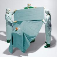 Comfort afdekdoek 150 x 240 cm steriel - 13 st. (938810/1 )