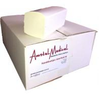 A-M soft 3-laags handdoekje interfold gevouwen