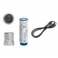 Heine Beta 4 USB laadunit + Li-ion batterij + USB kabel