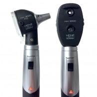 Heine Mini 3000 fiber otoscoop & ophthalmoscoop halogeen