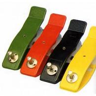 Extremiteiten klemelektroden, 4 stuks groen, rood, geel, zwart