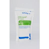 Schulke Mikrozid AF doekjes, navulverpakking, 150 stuks