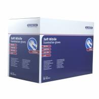 Klinion Soft-Nitril handschoen small, steriel, 50 paar