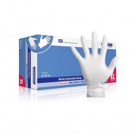 Klinion Soft Nitril handschoen poedervrij extra large, doos 140 stuks, wit
