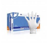 Klinion Nitril handschoen medium poedervrij 150 stuks, wit