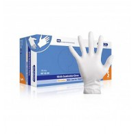 Klinion Soft Nitril handschoen poedervrij large, doos 150 stuks, wit