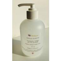 Webesept huidvriendelijke handdesinfectie gel 250 ml