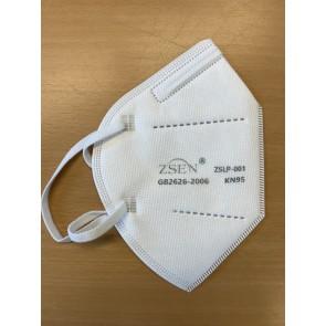 Mondmasker KN95 (FFP2), doos 5 stuks
