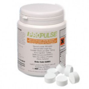Propulse cleaning tablets 200 stuks